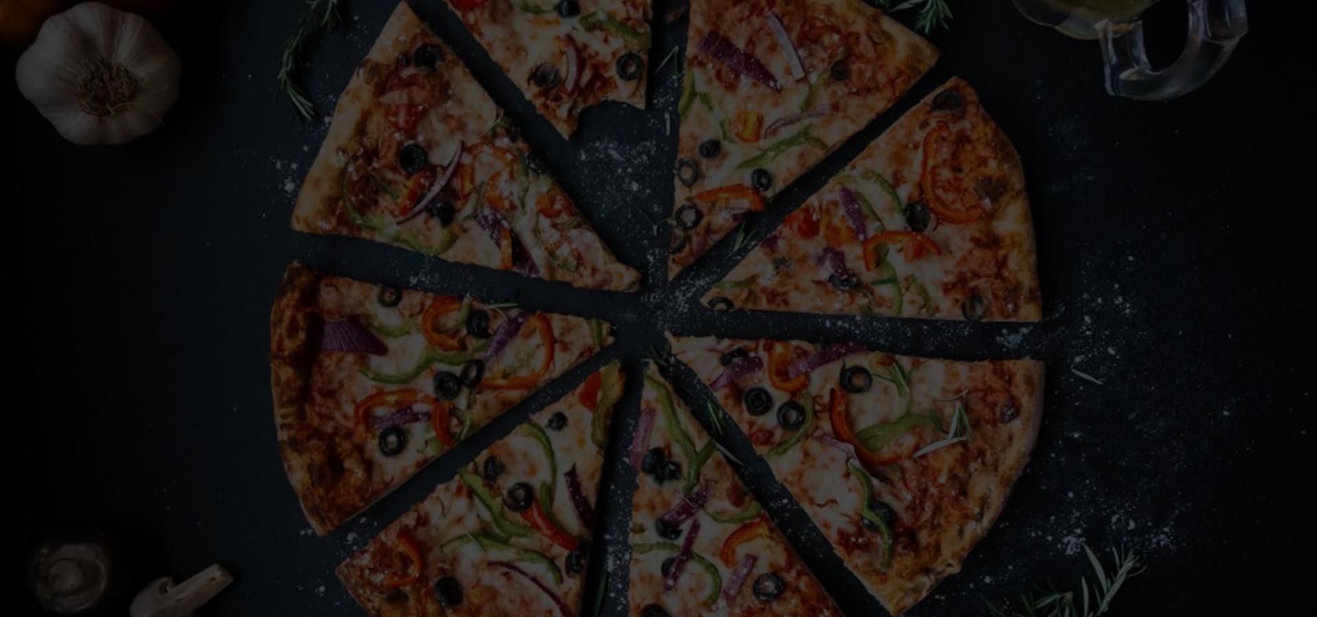 PASSIONE PER LA PIZZA
